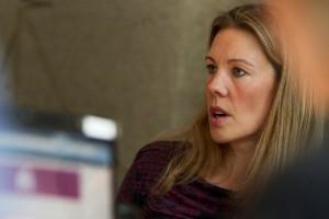 Silvia Kemp, zuständig für Kommunikation beim BDEW