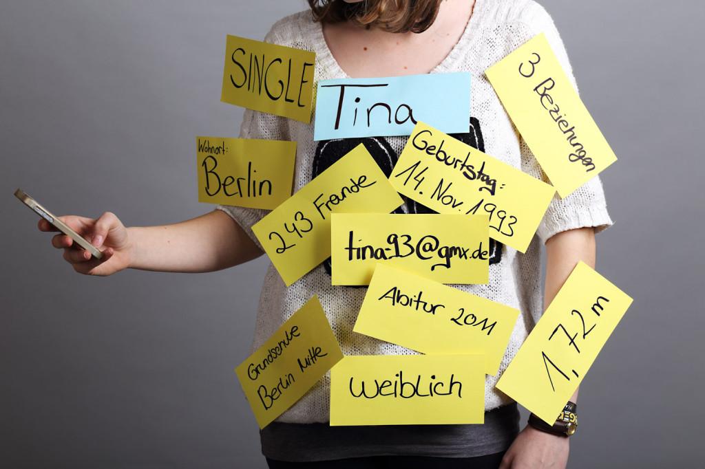 Datenschutz?! Für Tina und andere Jugendliche ist das kein attraktives Thema (Foto: Michael Scholl/DBJR, CC-BY-NC 3.0)