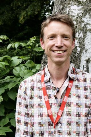 Sascha Müller, 42, ist Initiator von bridge-it - Foto: Sebastian Stachorra