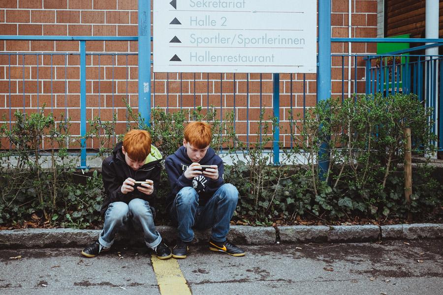 Sehr wahrscheinlich sind auch diese beiden in sozialen Netzwerken aktiv. (Foto: Gerald Streiter, flickr.com, CC-BY-NC 2.0)
