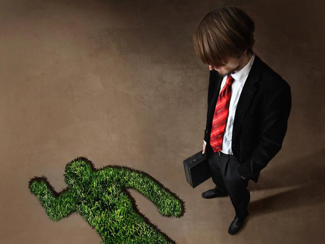 """""""Corporate Social Responsibility"""" in der Wirtschaft: Steckt PR dahinter oder ein ernsthaftes Interesse an Nachhaltigkeit? (Foto: Tobias Mittmann, jugendfotos.de, CC-BY-NC 3.0)"""