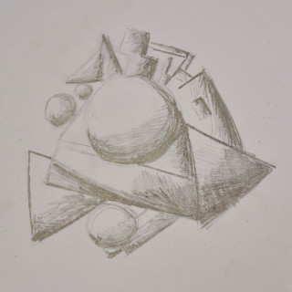 Zeichnung: Christina Braun, Foto: Jonas Walzberg