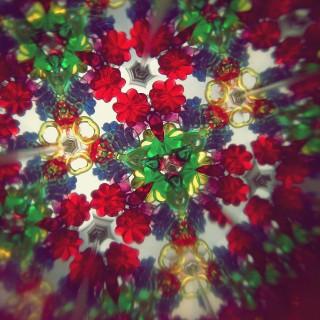 Ein buntes Kaleidoskop