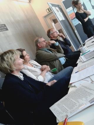Beate Züchner von derSenatsverwaltung für Stadtentwicklung und Umwelt Berlin. Fotos(3): Cora Gebel