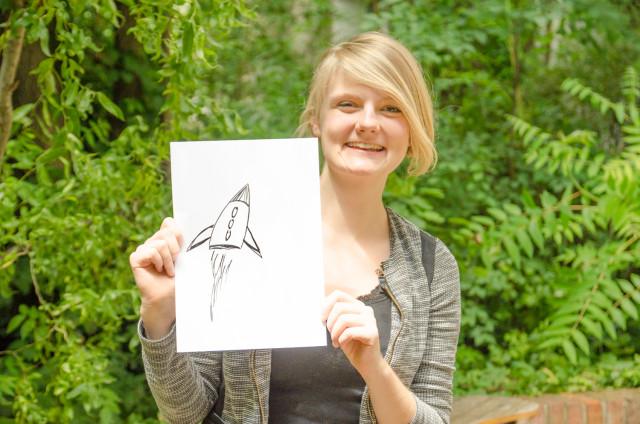 Alessandra (24) Foto: Jonas Walzberg