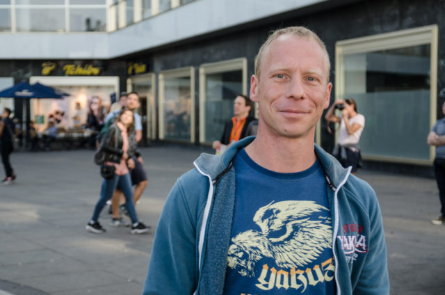 Foto: Jonas Walzberg Schweißer