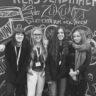 Tabea, Malin, Lorena und Sara