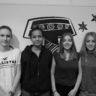 Davina, Katharina, Eleonora und Joana