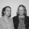 Lisa Pausch und Helene Fuchs