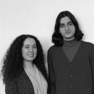 Maria John Sánchez und Julian Lesniewski