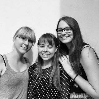 Ania, Carolin, Paulina