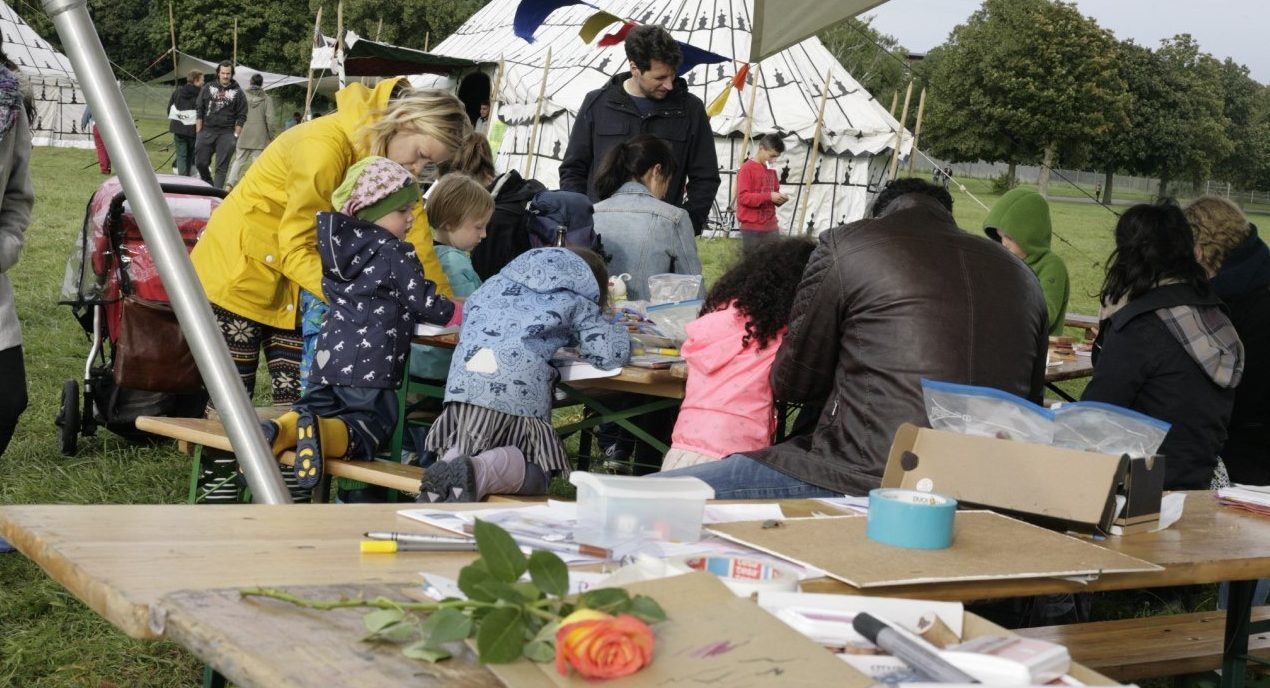 Kinderspace, Welcome Festival