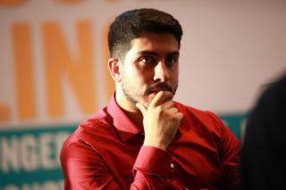 Ali Can ist 23, studiert Deutsch und Ethik auf Lehramt, ist im Südosten der Türkei geboren und im Münsterland aufgewachsen.
