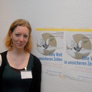 Anna Bündgens, 30, Münster