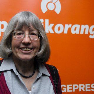 Margret Burger, 66, Bergisch Gladbach
