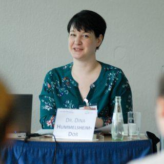 Dr. Dina Hummelsheim-Doß, Freiburg