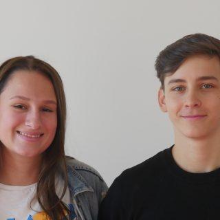 Kirsten Rüttershoff und Tavius Andersch