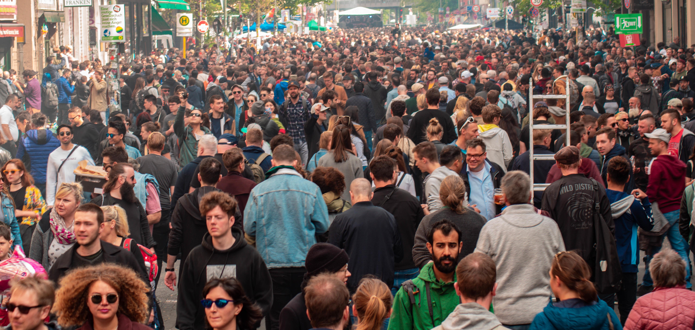 MyFest in Berlin-Kreuzberg / Foto: Mohamad Rajab/Tarek Bunni