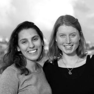 Asma Shehadeh & Katharina Petry