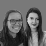 Nicole Kauer and Yuliia Ivanchenko