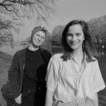 Pauline Reinhardt und Annika Seiferlein